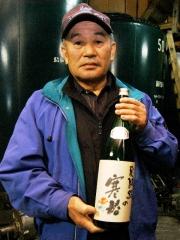 平和錦酒造杜氏の村上です!